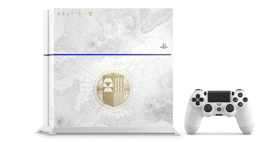 Limited edition Destiny: The Taken King PS4 announced - Gameplanet New  Zealand
