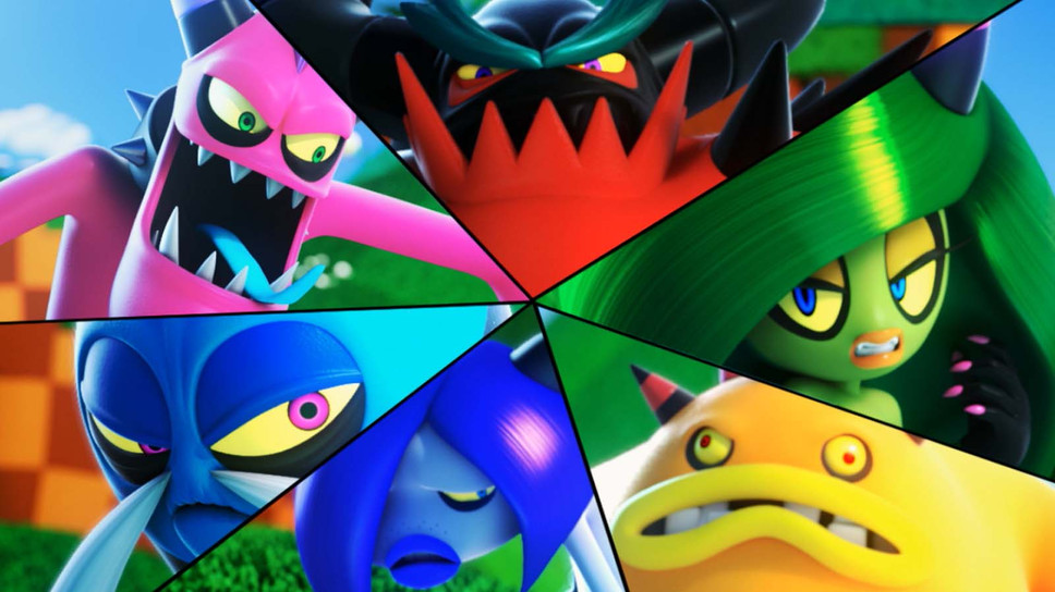 Sonic Lost World review - Gameplanet New Zealand