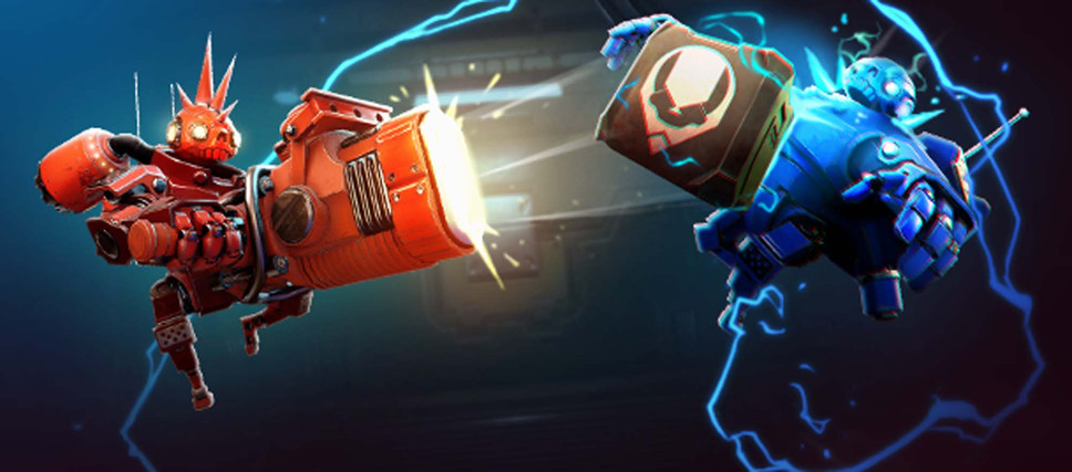 Grabity: The Kiwi brawler that's Super Smash Bros. with gravity guns