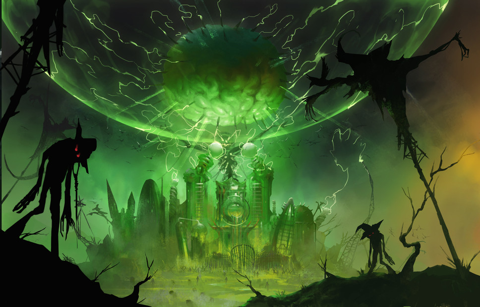 The Fickle Public: American McGee on OZombie's Kickstarter mistakes