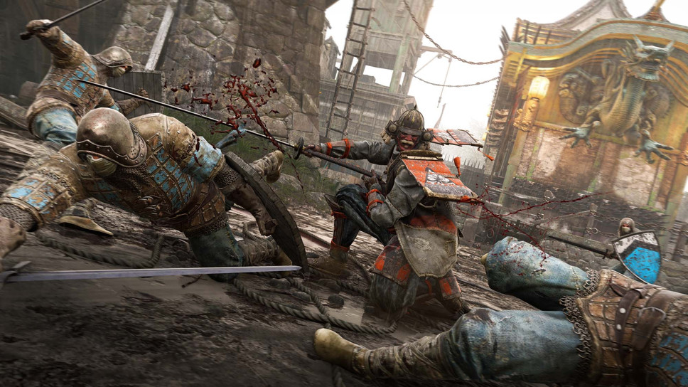 I was completely wrong about Ubisoft brawler For Honor