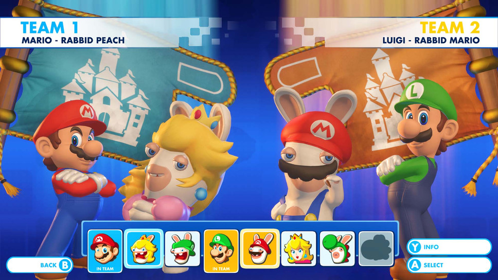 Mario + Rabbids: Kingdom Battle is gonna wreck a lot of kids