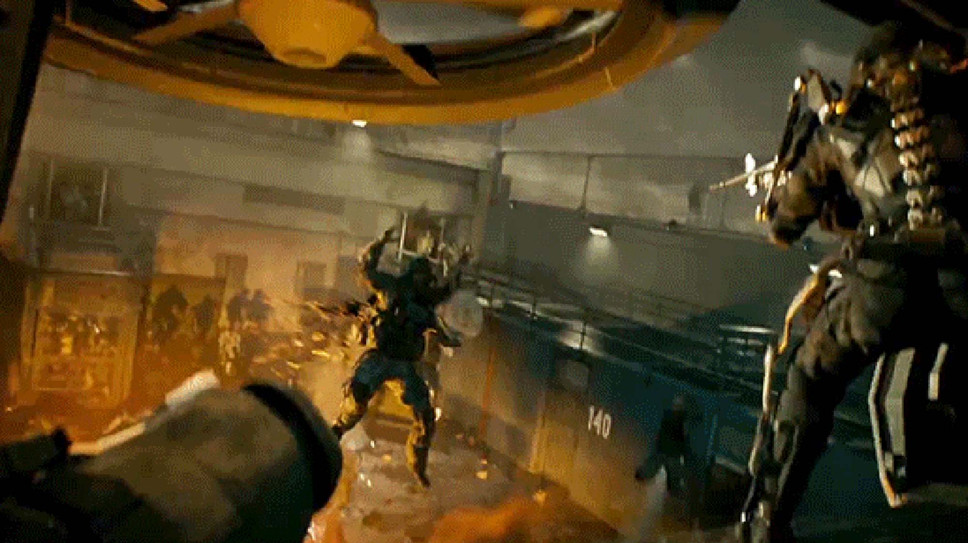 Cod Advanced Warfare Zombies Mode Confirmed Gameplanet New Zealand