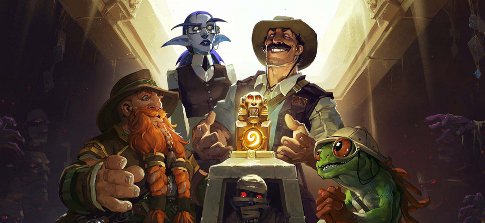 Hearthstone's overhaul explored