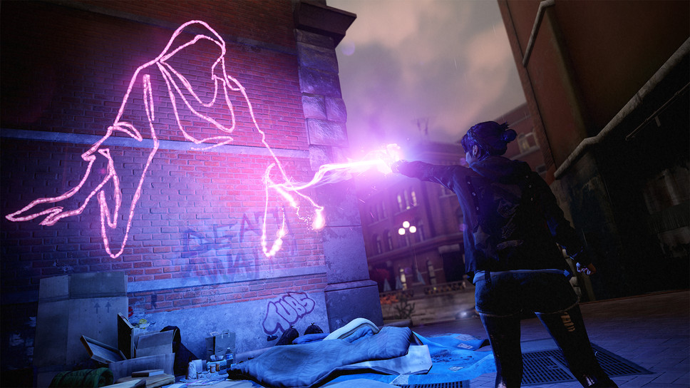 inFamous: First Light review