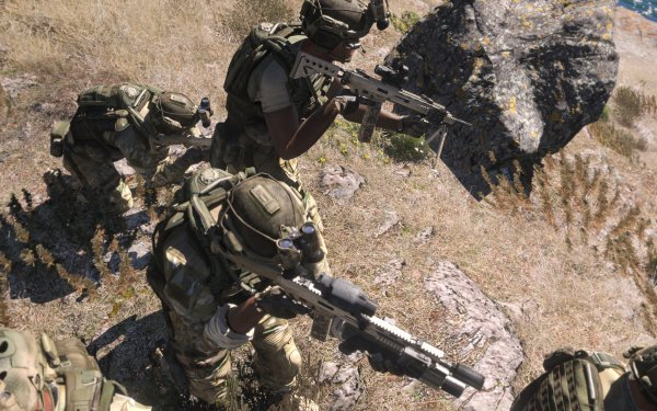 First part of Arma 3's campaign mode available this month