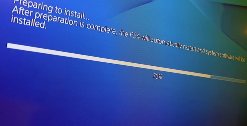 Ps4 firmware update 5. 05 is here to improve system performance.