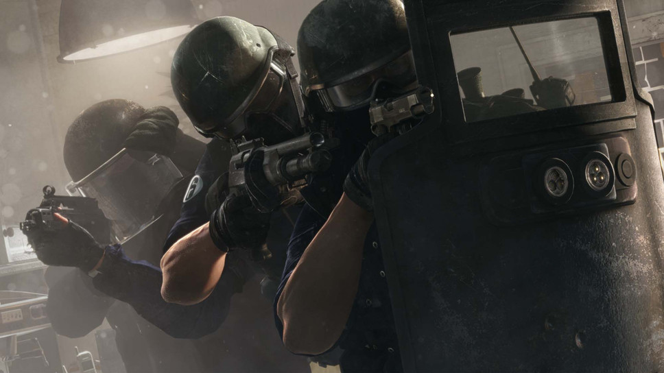 Rainbow Six Siege review
