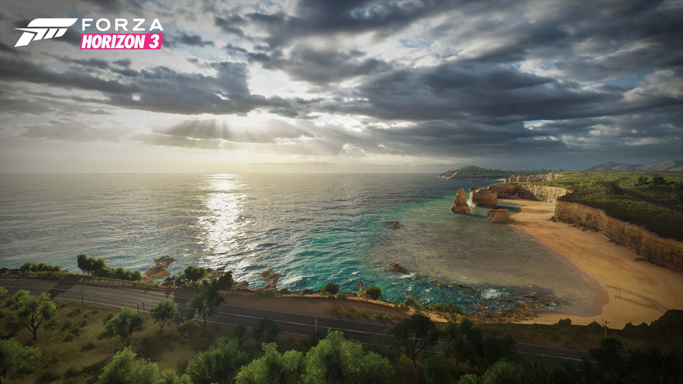 Forza Horizon 3 actually makes Australia look appealing