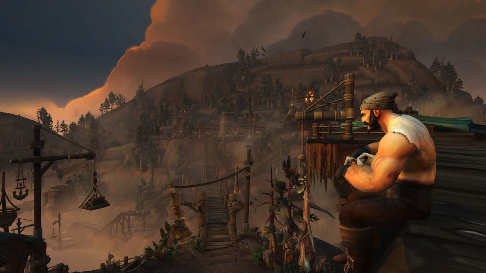 The Long War: Blizzard on Battle for Azeroth and WoW Classic