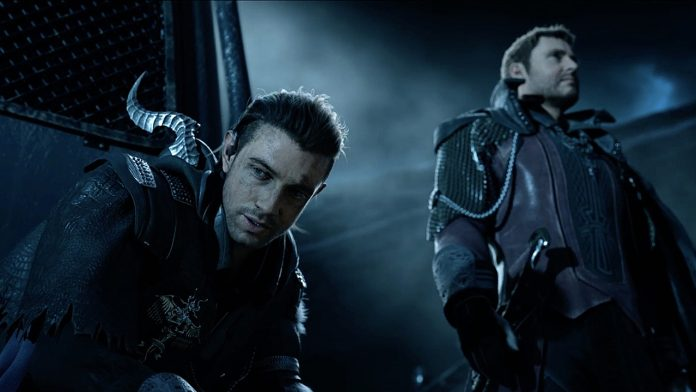 Final Fantasy Kingsglaive Gets Two Day Nz Cinema Run Gameplanet