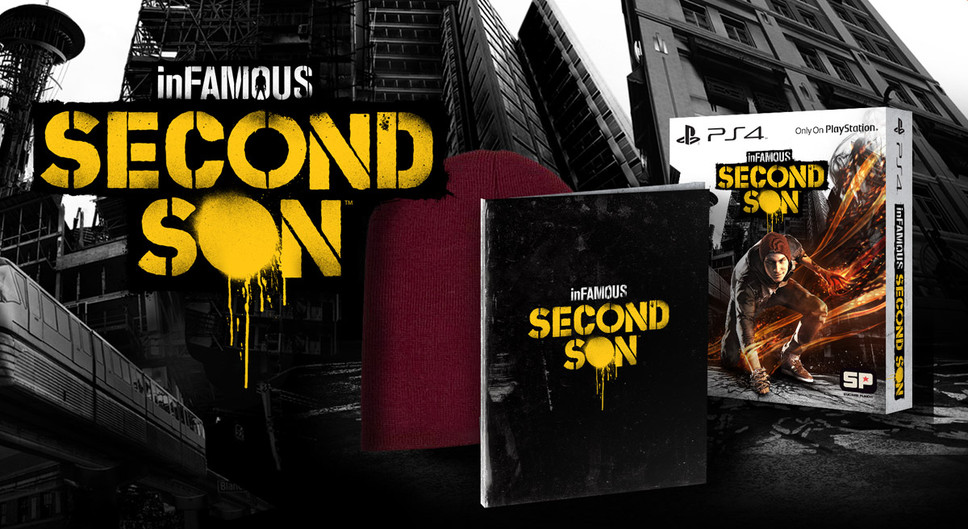 Win InFamous: Second Son