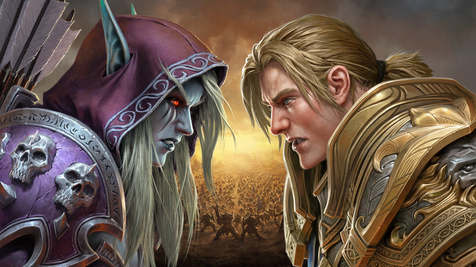 Going back to Warcraft's roots in Battle for Azeroth