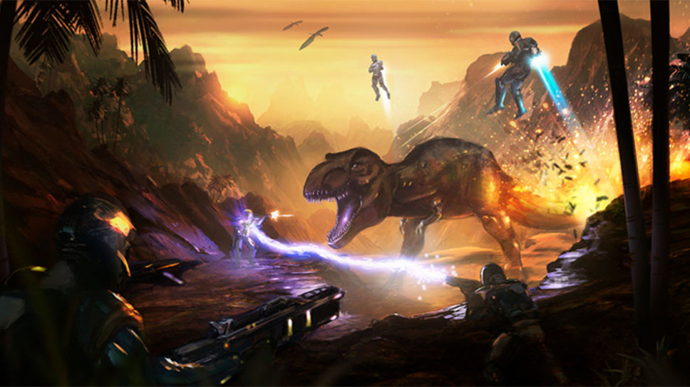 Orion: Dino Horde review