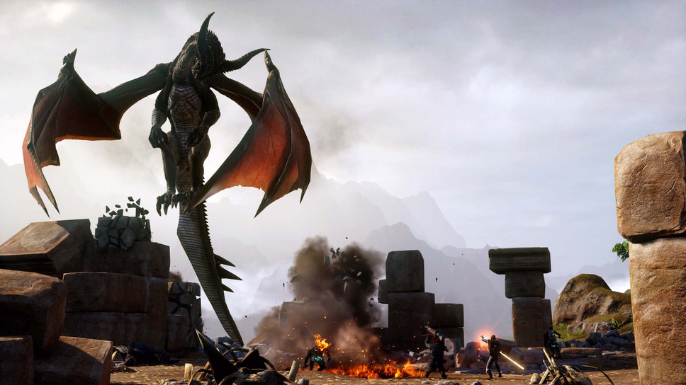 BioWare raises the stakes in Dragon Age: Inquisition