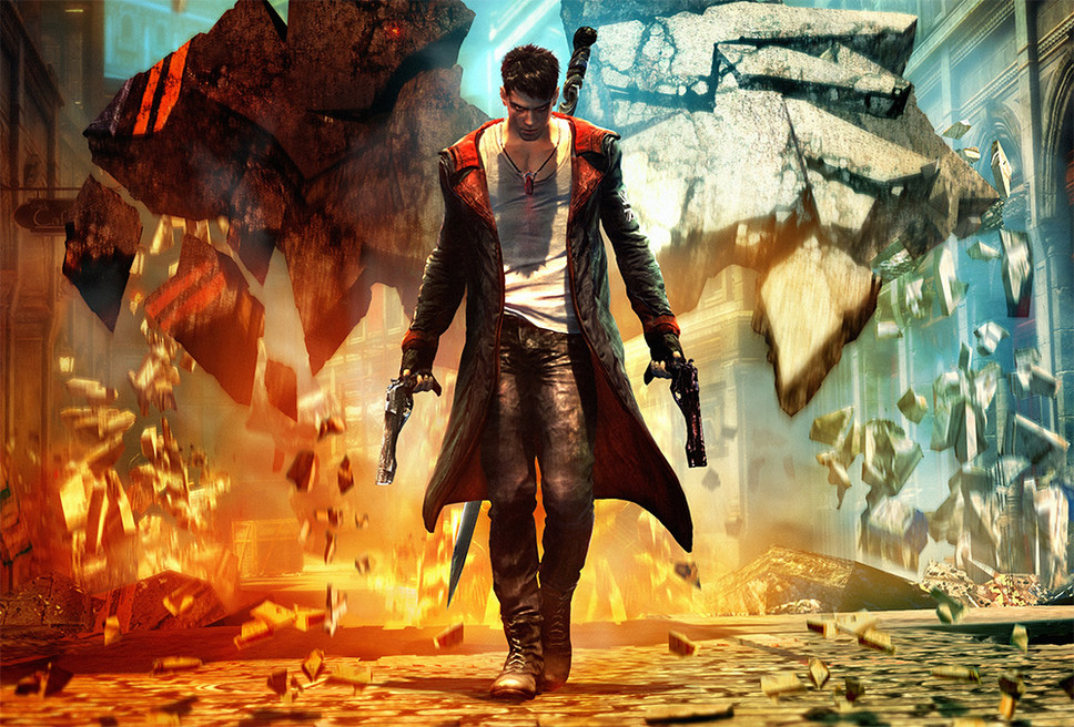 DmC: Devil May Cry review - Gameplanet New Zealand
