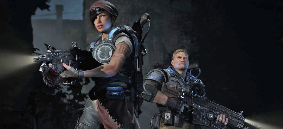 Rock out with Gears 4