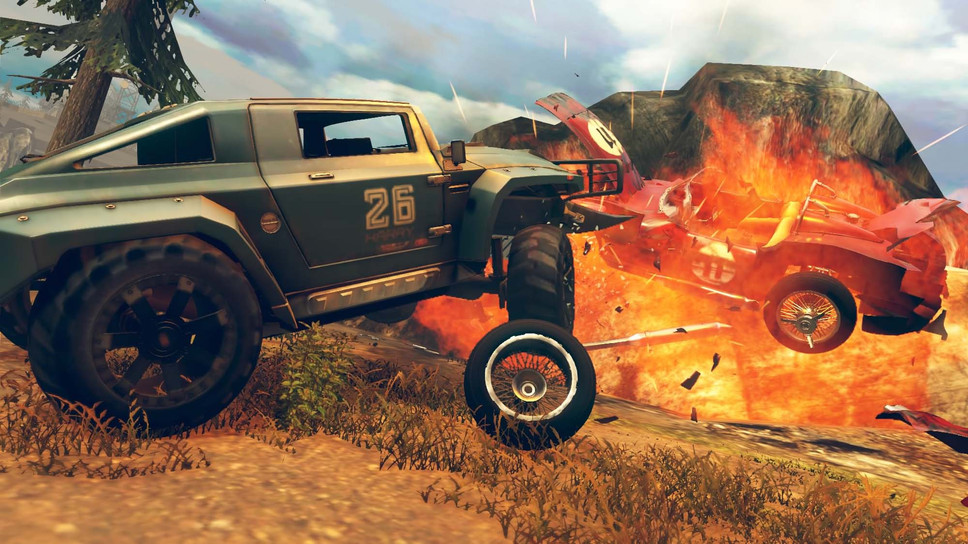 Carmageddon: Max Damage has no right to be this adequate