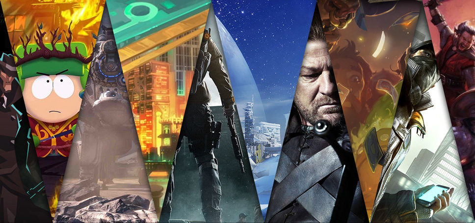 The Top 10 Most Anticipated Games of 2014