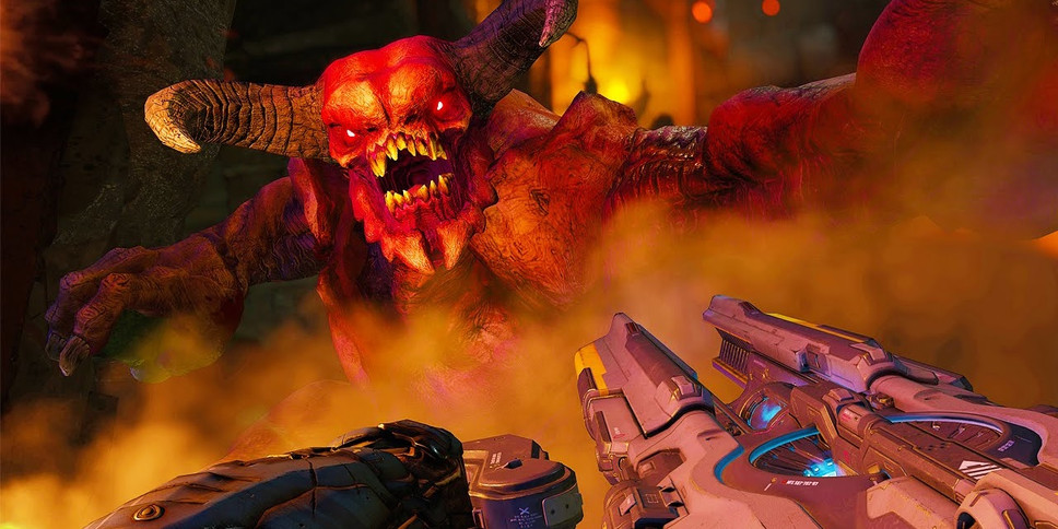 Doom Guy: The Aussie behind Bethesda's crushing metal soundtrack