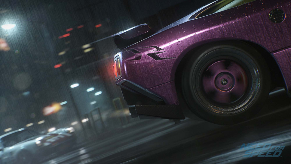 Hands-on with Ghost Games' Need For Speed resurrection