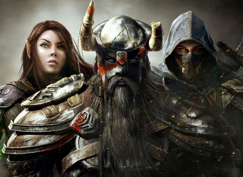 E3: The Elder Scrolls Online preview - Gameplanet New Zealand