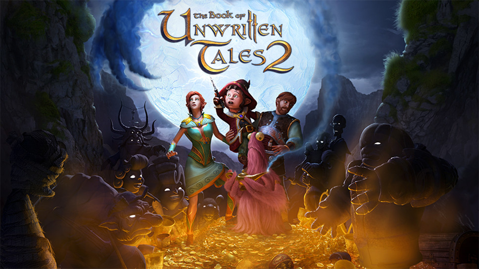 The Book of Unwritten Tales 2 Switch Review