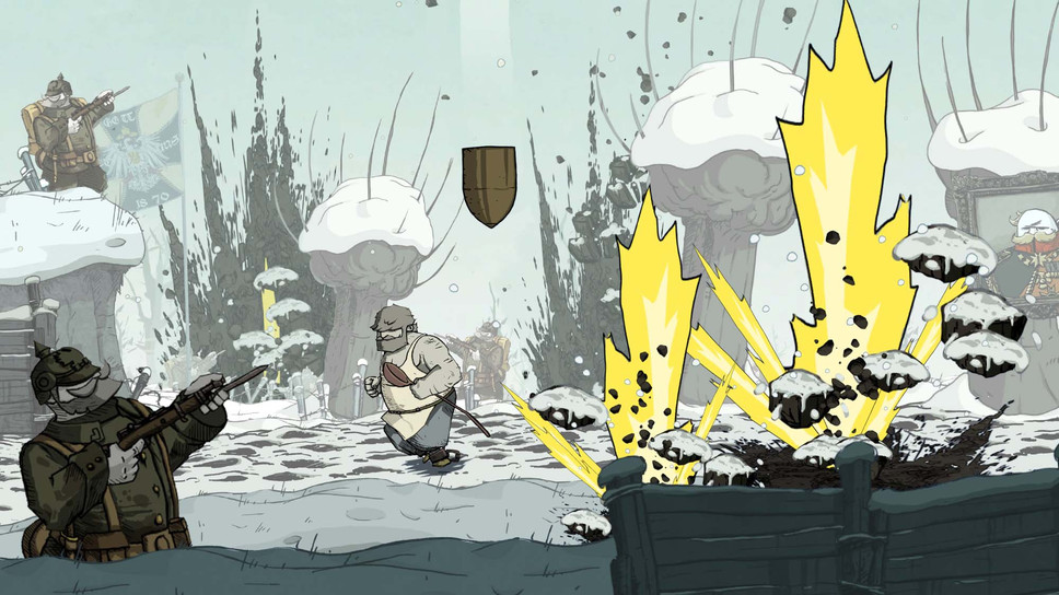 Valiant Hearts: The Great War hands-on