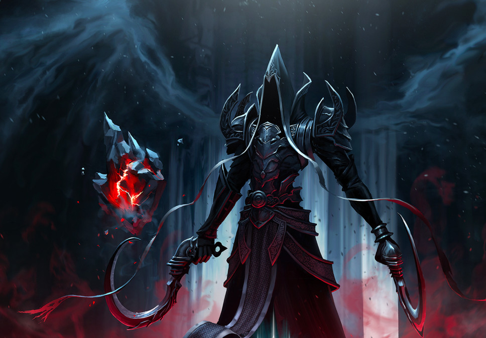 Dealing with Death — Diablo III: Reaper of Souls' Paul Warzecha