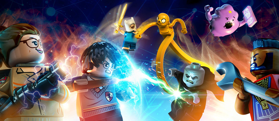 The rapid expansion of Lego Dimensions