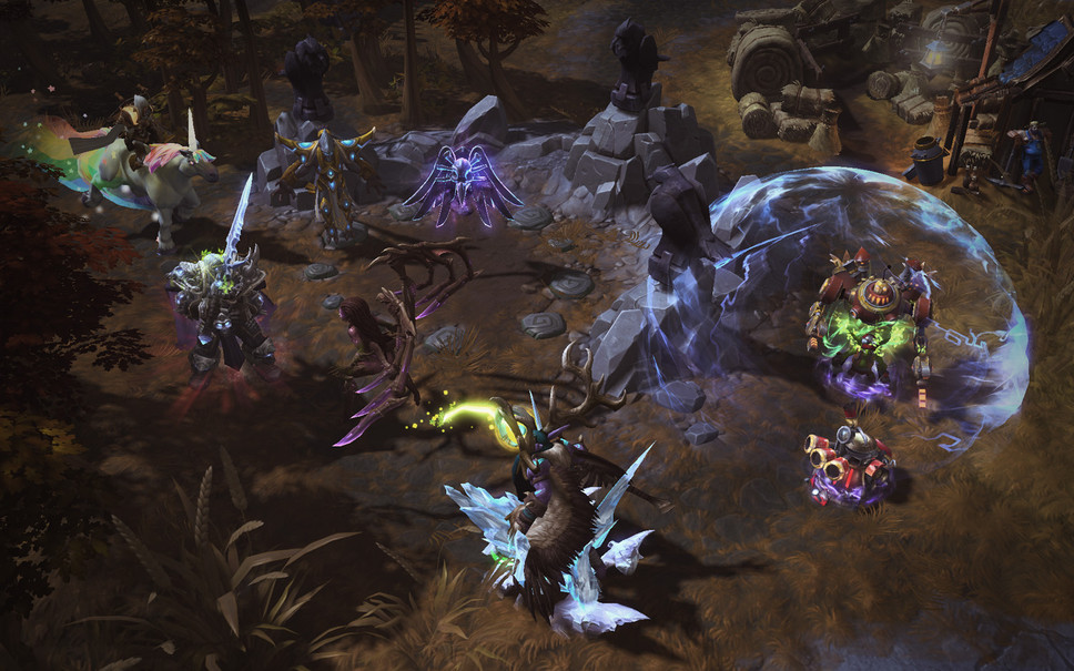 Heroes of the Storm preview