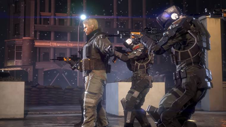 Square Enix Blocks Streaming Of Left Alive In Japan Gameplanet New Zealand