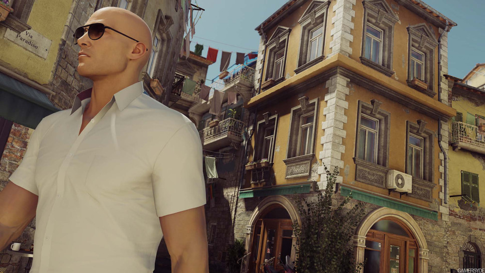 Hitman: Sapienza review