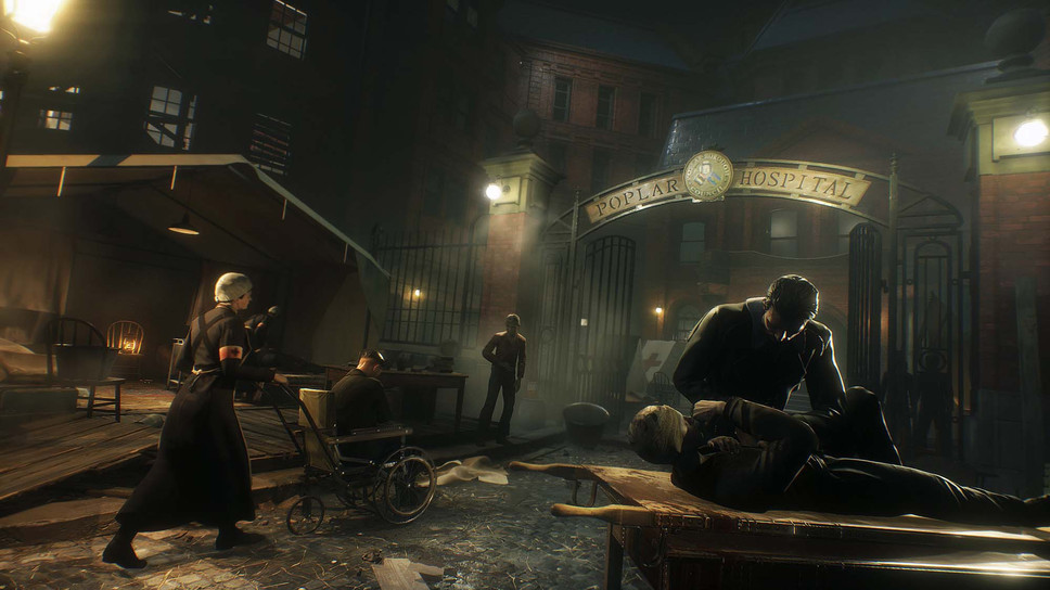 Vampyr captures the horror of being forced to take a life