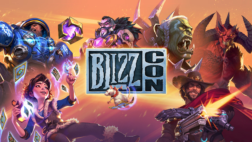 Win one of 10 BlizzCon Virtual Tickets! Update: Winners Announced!