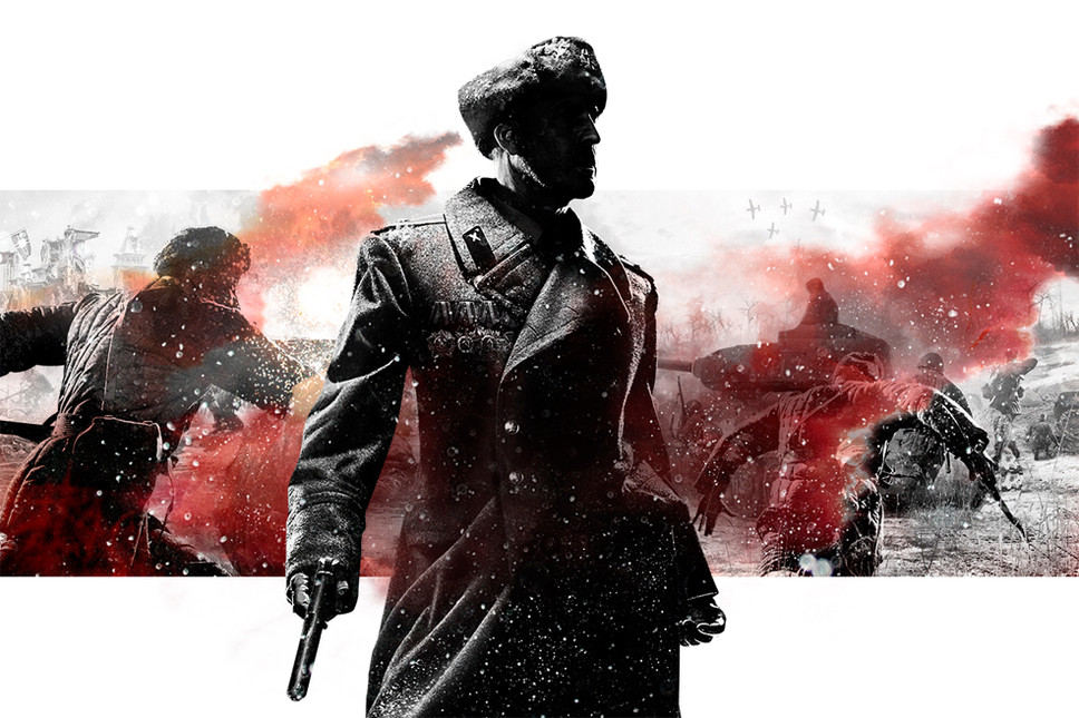 Company of Heroes 2 hands on