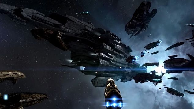 EVE Online studio acquired by Pearl Abyss for $425M - Gameplanet New