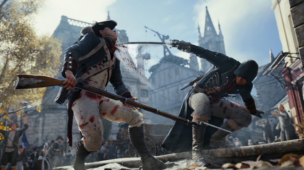 Assassin's Creed Unity hands-on