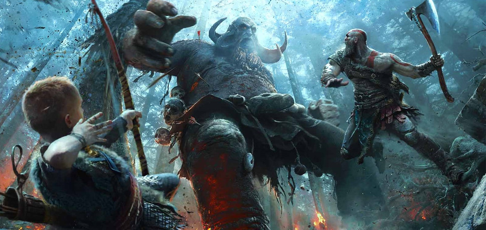 af1e53baaa27 God of War review - Gameplanet New Zealand