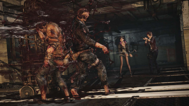 Modder adds co-op to Resident Evil Revelations 2 on PC