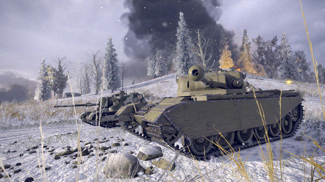 World of Tanks Prepares To Storm Onto The Xbox One X