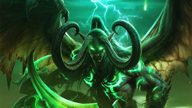 Blizzard announces World of Warcraft: Legion expansion