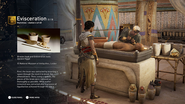 Assassin's Creed: Origins to get a combat-free education mode
