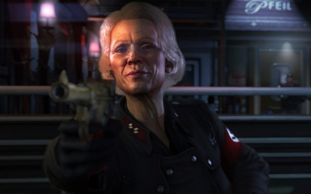 Wolfenstein: The New Order isn't just about killing – Bethesda