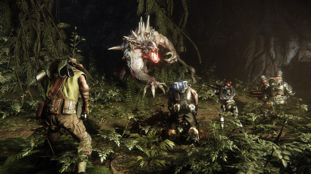 You can't participate in the Evolve alpha