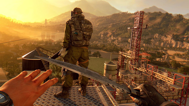Techland and GAME announce bizarre $10m Dying Light special edition