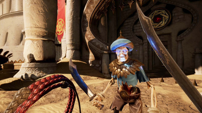 Aussie rogue-lite City of Brass swings into Early Access