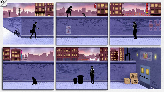 Awesome Aussie noir puzzler Framed 2 gets Android release