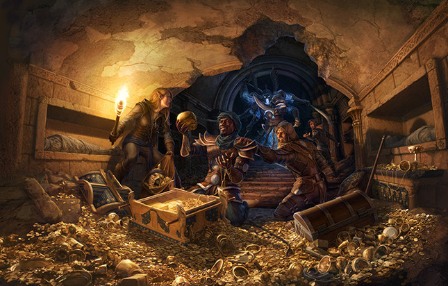 Thieves Guild DLC sneaks into The Elder Scrolls Online