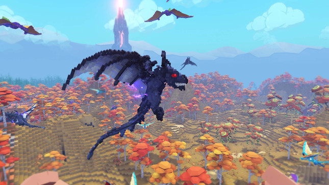 Spin-off PixArk adds voxels and RPG goodness to Ark: Survival Evolved formula